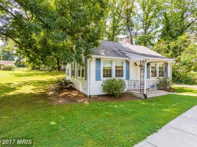 District Heights Single Family Home For Sale: 7617 Kipling Parkway