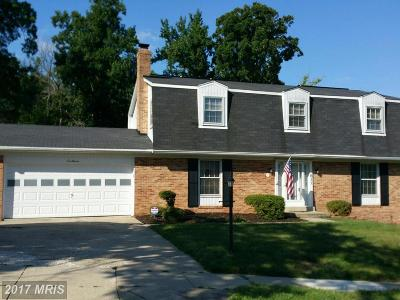 Fort Washington Single Family Home For Sale: 611 Bricker Drive