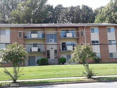 Temple Hills Rental For Rent: 2301 Olson Street #302