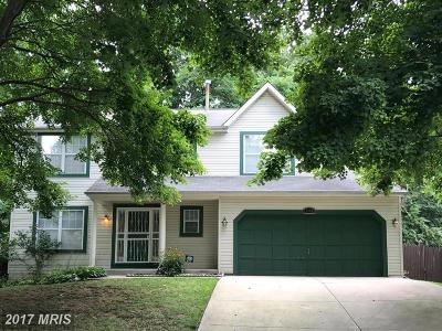 Capitol Heights Single Family Home For Sale: 7102 Willow Hill Drive