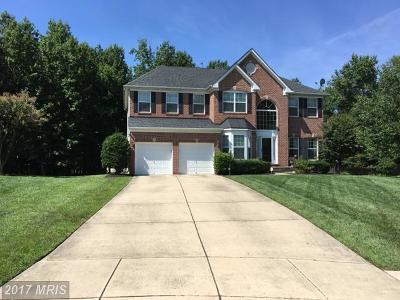 Upper Marlboro Single Family Home For Sale: 9601 Varus Place