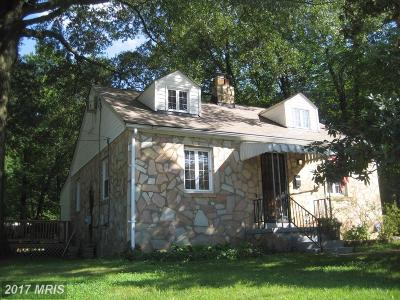 Berwyn Heights Single Family Home For Sale: 8623 Cunningham Drive