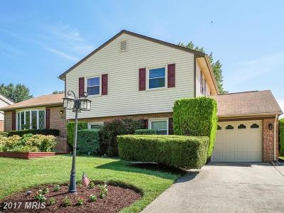 Upper Marlboro Single Family Home For Sale: 206 Essenton Drive