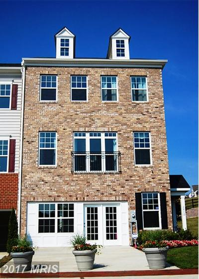Upper Marlboro Townhouse For Sale: 15628 Sunningdale Place