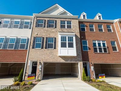 Upper Marlboro Townhouse For Sale: 15630 Sunningdale Place
