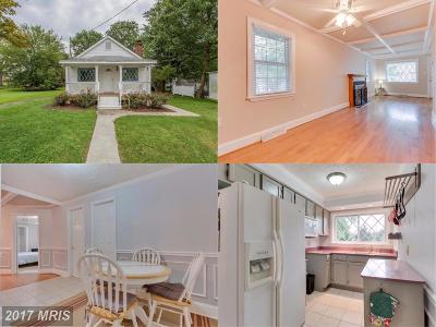 Laurel Single Family Home For Sale: 504 9th Street