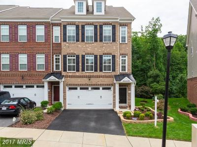 Upper Marlboro Townhouse For Sale: 9509 Westerdale Drive