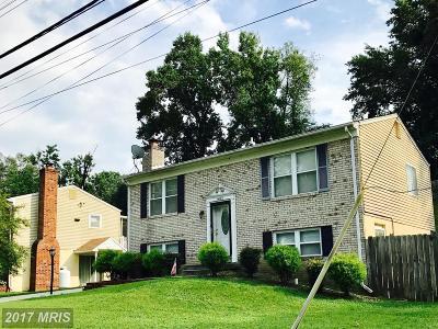 Upper Marlboro Single Family Home For Sale: 14103 Old Marlboro Pike