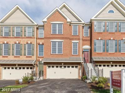 Upper Marlboro Townhouse For Sale: 10809 Lariat Way