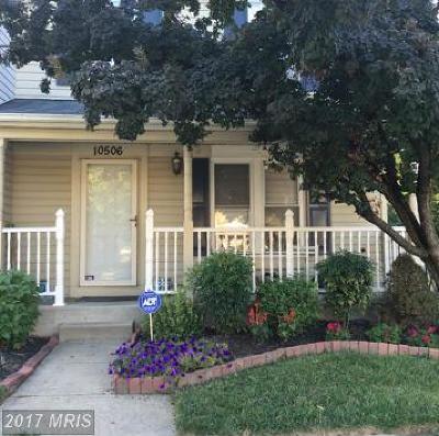 Beltsville Rental For Rent: 10506 Lime Tree Way