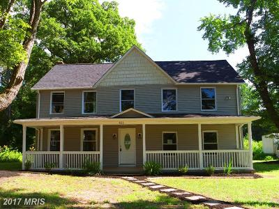 Accokeek Single Family Home For Sale: 421 Bryan Point Road