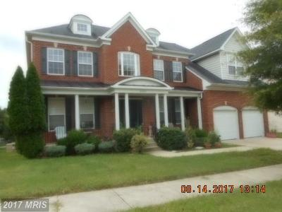 Accokeek Single Family Home For Sale: 2409 Green Ginger Circle