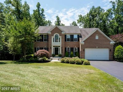 Upper Marlboro Single Family Home For Sale: 11839 Capstan Drive