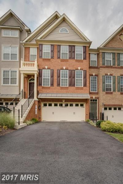 Upper Marlboro Townhouse For Sale: 4035 Ranch Road
