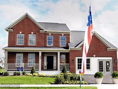 Mitchellville Single Family Home For Sale: 2615 Lady Grove Road