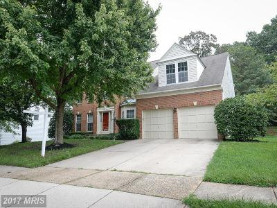 Glenn Dale Single Family Home For Sale: 6309 Wood Pointe Drive