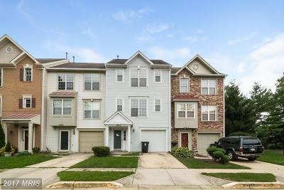 Upper Marlboro Townhouse For Sale: 14015 Reverend Boucher Place