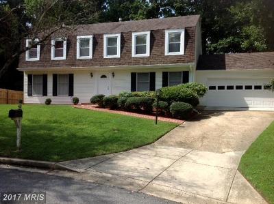 Tantallon, Tantallon Hills, Tantallon North, Tantallon On The Potomac, Tantallon Preserve, Tantallon South, Tantallon Square Single Family Home For Sale: 13001 Renfrew Circle