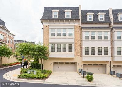 Oxon Hill Townhouse For Sale: 511 Rampart Way #UNIT2