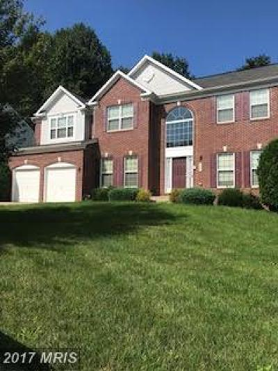 Upper Marlboro Single Family Home For Sale: 3001 Nightside Drive