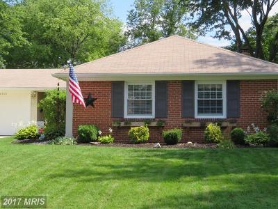 Bowie Single Family Home For Sale: 12608 Blackwell Lane