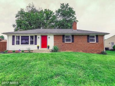 Upper Marlboro Single Family Home For Sale: 103 Essenton Drive