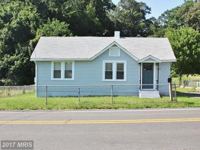 Upper Marlboro Single Family Home For Sale: 15302 Marlboro Pike