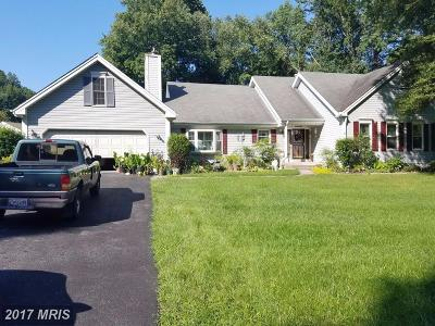 Upper Marlboro Single Family Home For Sale: 6804 Carroll Way