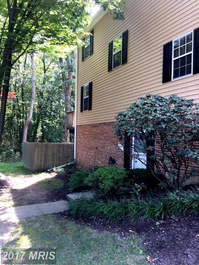Laurel Townhouse For Sale: 7623 Arbory Lane #337
