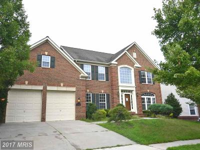 Upper Marlboro Single Family Home For Sale: 15704 Easingwold Lane