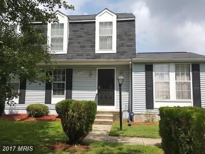 Upper Marlboro Single Family Home For Sale: 12700 Heidi Marie Court