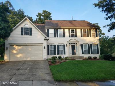 Glenn Dale Single Family Home For Sale: 6101 Wood Pointe Drive