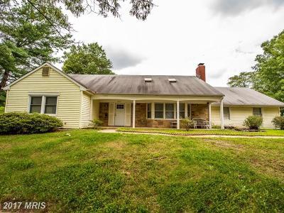 Laurel Single Family Home For Sale: 12110 Cedarbrook Lane