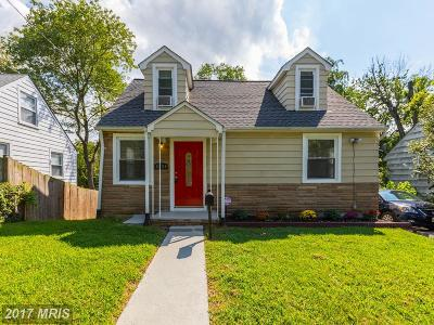 College Park Single Family Home For Sale: 5009 Erie Street