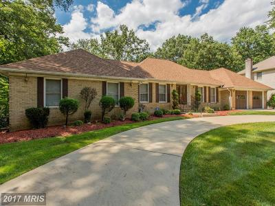 Fort Washington Single Family Home For Sale: 12103 Autumnwood Lane