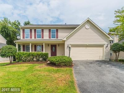 Upper Marlboro Single Family Home For Sale: 5206 Starting Gate Drive