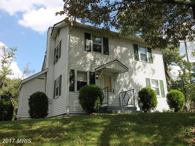 Upper Marlboro Single Family Home For Sale: 14100 Old Marlboro Pike