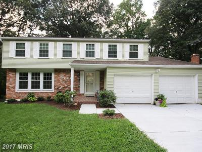 Bowie Single Family Home For Sale: 10111 Bald Hill Road