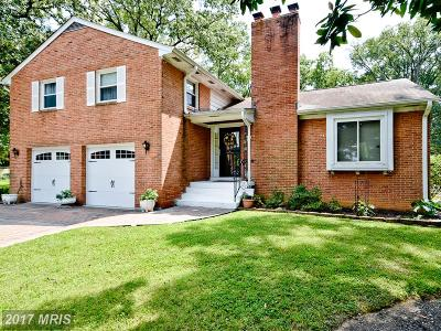 Suitland Single Family Home For Sale: 5008 Barto Avenue