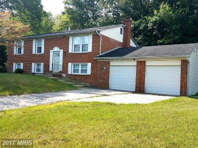 Clinton Single Family Home For Sale: 6901 Friendship Road
