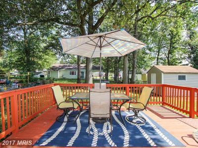 Glenarden Single Family Home For Sale: 8636 Irvin Avenue