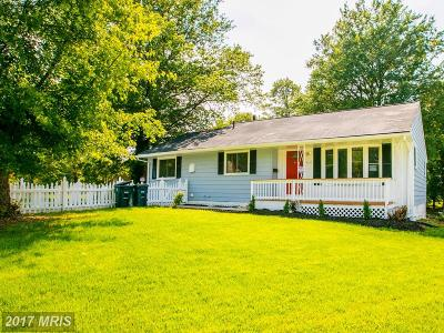 Oxon Hill Single Family Home For Sale: 5707 Galloway Drive