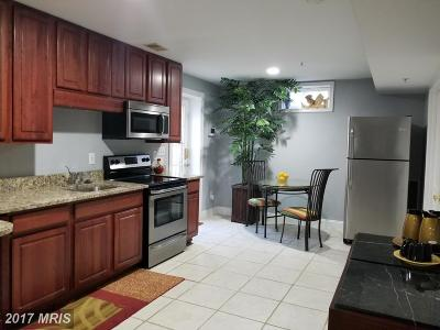 Fort Washington Rental For Rent: 201 Potomac Ridge Drive #UNIT 1