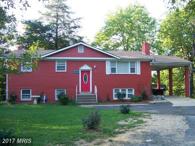 Temple Hills Single Family Home For Sale: 6708 Northam Road