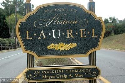 Laurel Townhouse For Sale: 410 Main Street #8