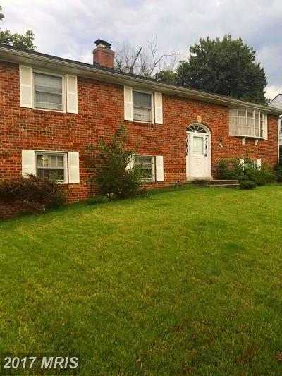 Upper Marlboro Single Family Home For Sale: 104 Essenton Drive