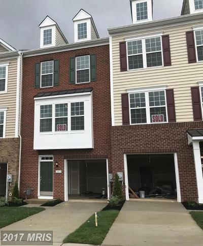 Marlton, Marlton South, Marlton Town, Marlton Town Center Townhouse For Sale: 8812 Sweet Rose Court