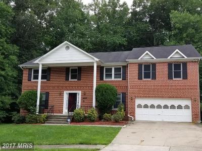 Upper Marlboro Single Family Home For Sale: 11339 Drumsheugh Lane