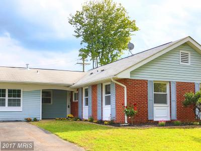 Bowie Single Family Home For Sale: 2705 Barberry Lane