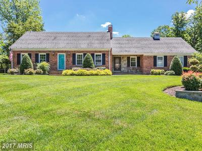Fort Washington Single Family Home For Sale: 11604 Hickory Drive